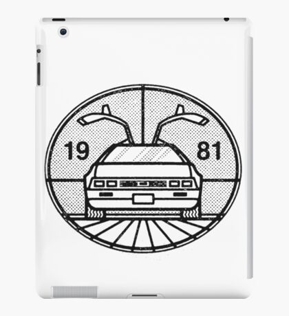80's Glory iPad Case/Skin