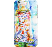 WATERCOLOR WOMAN.18 iPhone Case/Skin