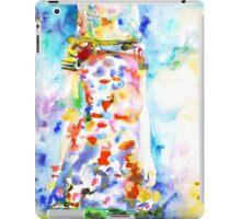 WATERCOLOR WOMAN.18 iPad Case/Skin