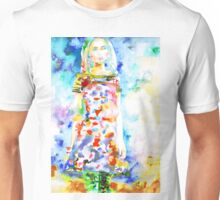 WATERCOLOR WOMAN.18 Unisex T-Shirt
