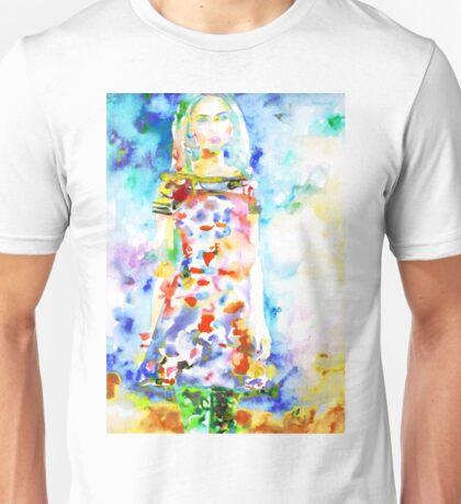 WATERCOLOR WOMAN.18 Unisex T-Shirt