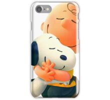 Snnopy peanut, snoopy love iPhone Case/Skin