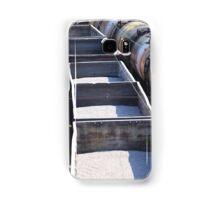 transportation of goods by rail Samsung Galaxy Case/Skin
