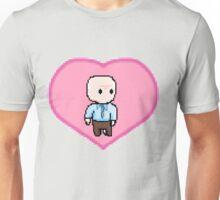 Fred Mertz pixel Unisex T-Shirt