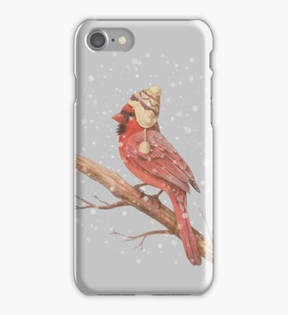 First Snow  iPhone Case/Skin