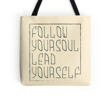 Follow Tote Bag
