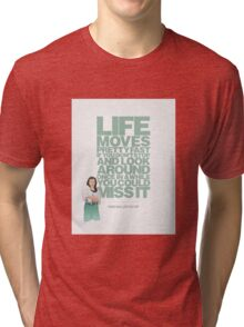 Ferris Bueller's Day Off - Sloane Tri-blend T-Shirt