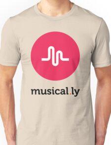 Musical.ly symbol Unisex T-Shirt