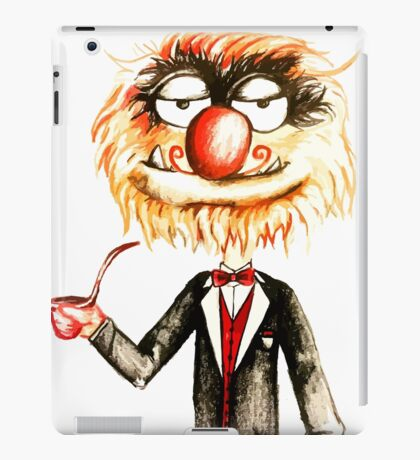 Suave Animal The Muppets  iPad Case/Skin