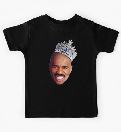 Steve Harvey's Crown Kids Tee