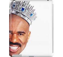 Steve Harvey's Crown iPad Case/Skin