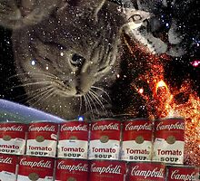 campbells cats by Krzyzanowski Art