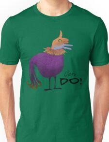 Can Do Thumbs Up Bird T-Shirt