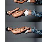 nick jonas in underwear by fiji