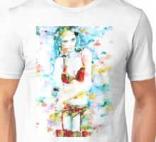 WATERCOLOR WOMAN.17 Unisex T-Shirt