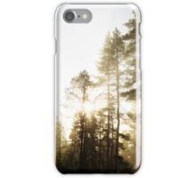 Morning Forest iPhone Case/Skin