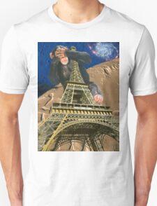 sky monkey #1 T-Shirt