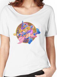 Toon Dark Magician Girl Women's Relaxed Fit T-Shirt