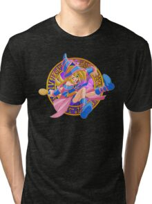 Toon Dark Magician Girl Tri-blend T-Shirt