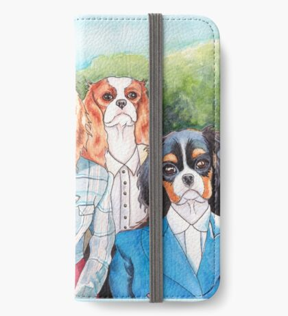 The Heathers Pack iPhone Wallet/Case/Skin