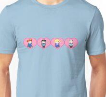 I love lucy pixel cast Unisex T-Shirt