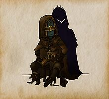 Royal Sorcerer Navlaan by natuprunk
