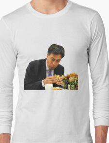 Ed Miliband Long Sleeve T-Shirt