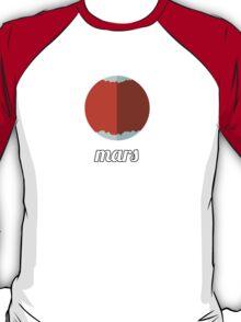 Planets - MARS T-Shirt