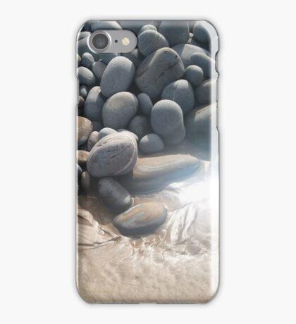 on the beach iPhone Case/Skin