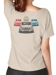 Iconic Car Chase Women's Relaxed Fit T-Shirt