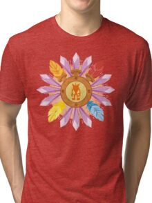 Warped and N.Sane Tri-blend T-Shirt