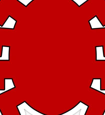 Spidey - Back Logo Sticker