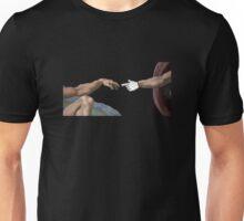 The Creation of Adam Unisex T-Shirt