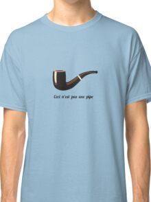 This is not a pipe Classic T-Shirt