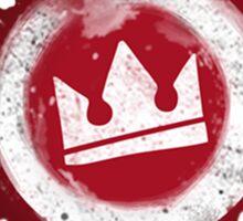 KOTK Crown Sticker