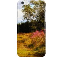 Willow Herb iPhone Case/Skin
