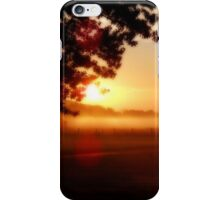 Kentucky Sunrise iPhone Case/Skin