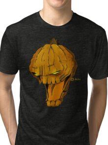 Pumpkin Lord Tri-blend T-Shirt