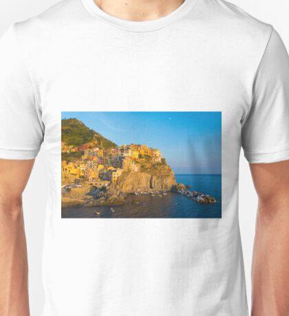 Manarola, Cinque Terre Unisex T-Shirt