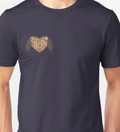 Adopt, Don't Shop Unisex T-Shirt
