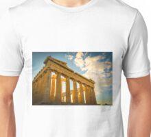Parthenon, Acropolis, Athens, Greece Unisex T-Shirt