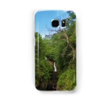 Idyllic Waterfall Samsung Galaxy Case/Skin