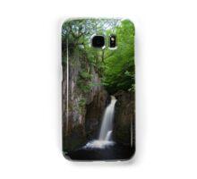 Idyllic Yorkshire dales Waterfall Samsung Galaxy Case/Skin