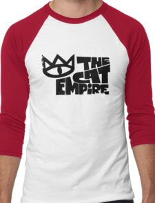 The Cat Empire, Logo Men's Baseball ¾ T-Shirt
