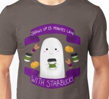 Pumpkin Spice Ghostie Unisex T-Shirt