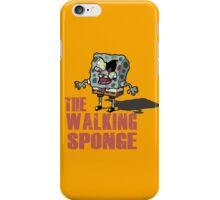 The Walking Spongebob - Walking dead iPhone Case/Skin