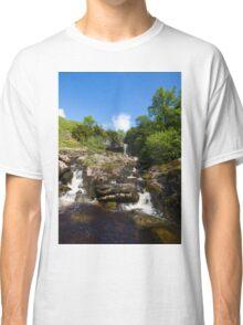 Waterfall  Classic T-Shirt