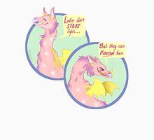 dragons don't start fights T-Shirt