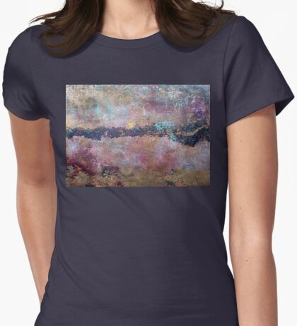 Bejewelled Womens Fitted T-Shirt