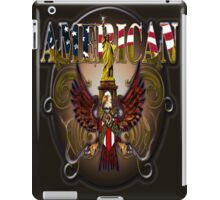 Don't tread on me.. iPad Case/Skin